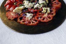 yummy, yummy. / I was raised with an appreciation for great food. / by Laurel Salisbury