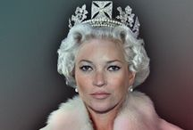 QUEEN KATE - KATE MOSS CANDIDS ONLY! / by Sarah Stefek