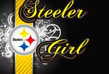 Steeler Nation / by Angi Tague