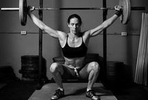 Workin' on my fitness / by Kimberly Halliburton