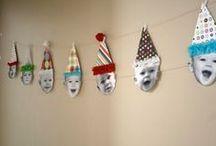 Party Time! / by Kayla Polk