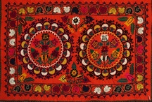 Fabrics from the world / Beautiful and amazing fabrics from all over the world........ / by Shina J