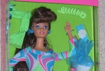 Coveting Barbies! / Barbies that I own and those that I would love to procure.......... / by Shina J