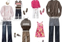 What To Wear (Families) / by Danielle Bailey