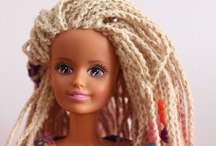 Sindy Doll / Sindy doll from Hasbro.  My dolls were all purchased in Kenya for my girls... / by Shina J