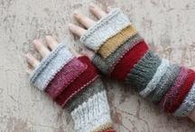 Knit - Gloves & Mittens / by anemone