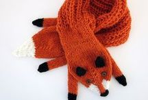 Knit - Scarves / by anemone