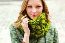 Knit - Cowls & Infinity Scarves / by anemone