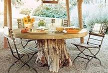 inspiration: backyard / Ideas for an inspiring and beautiful back yard. / by Jessica Swift