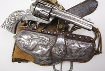Guns & Knives and such~JDH / by Jimmy Don Holmes