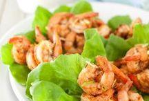sea food / by Judy Ziebell