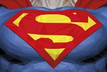 Man of Steel / Superman / by BEWsomething