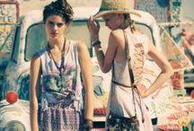 Boho-Hippie-Gypsy Style * / by Analía Huttemann