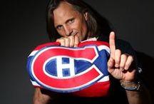 Vedettes Tricolore / Famous Habs Fans  / by Canadiens de Montréal