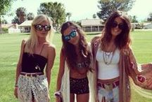 LA/Coachella Inspired Style / by TaylorRatkiewicz