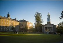 A look around Colgate University / Take a look, take a real visit: http://www.colgate.edu/visit / by Colgate University