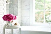 Bathrooms / by Elizabeth@ The Little Black Door