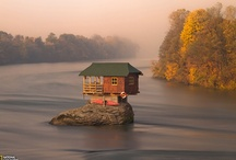 Tiny Houses...thanks, Four Lights and Jay!! / I love tiny houses...for a host of reasons. / by Linda Ellis