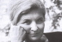 Who is Marija Gimbutas? / Marija Gimbutas, UCLA professor of European Archaeology, was born in Lithuania, 1921. She escaped Soviet occupation with a babe under one arm and her dissertation under the other.   Her theories became the eye of a cultural storm that sundered her from her peers and set her on a controversial course. Her scholarship contributed to the rise of modern goddess worship.   She lost her eight-year battle with lymphoma on February 2,1994. I was her last research assistant.  / by Debra Eve | LaterBloomer.com