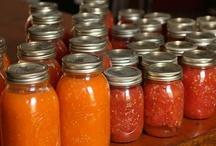Food Storage:  Preservation / by Bobbie Nelson