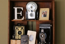 Bookcase S T y L i N / by Bellalagoo .