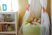 Little girl room / by Reasons To Skip The Housework
