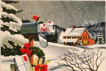 That Holiday Feeling / Always dreaming of a white Christmas... / by Kay Noske
