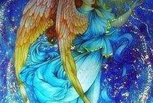 angels / by Nancy Hershelman Gipson