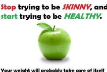 Healthier way of being~ / by Lisa Seefeldt