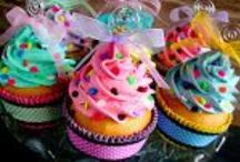 cupcakes / by Ginger Crook-Luckett