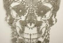 Knitting,Crochet & CrossStitch / by Skarlet Von Troubles
