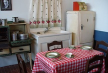 Vintage Kitchen / by Lauralee Jenkins