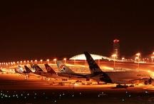 Airports & Airplanes / by Skarlet Von Troubles