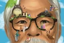 Miyazaki's Universe / by Skarlet Von Troubles
