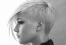 Cut your Hair / Short Haircut for women / by Skarlet Von Troubles