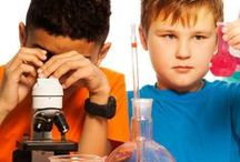 Education - Science / by Stacey Coates