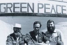 Greenpeace's History / From historic wins such as the commercial whaling moratorium, the Antarctic Treaty, France ending nuclear testing in the Pacific and Brent Spar action against Shell and the UK government to more recent wins like the Nestlé campaign, Greenpeace has positioned itself as a major campaigning organisation with a reputation for tenacity and getting results. / by Greenpeace Australia Pacific
