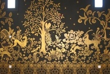 Patterns and Designs / Interesting patterns to inspire my designs / by Susan Clickner