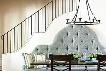 Stepping up / Staircases, entrance halls, and floors to inspire / by Susan Clickner