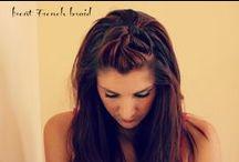 Hair / by Amber Boicourt