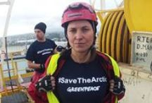 Famous faces of Greenpeace / by Greenpeace Australia Pacific
