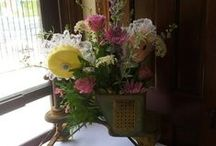 Center of Attention (Centerpieces) / by Golden Treasure