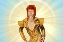 I might as well just have a whole Bowie page / by Laura Gomel