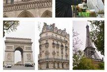 Paris / by Amber Boicourt