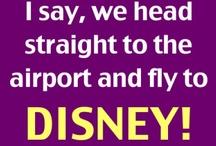 Disney Trip ideas / by Crystal Head Goble