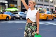 Street Style / by Lily Singgih