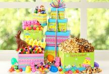 Easter Baskets & Gifts / Bright, colorful gifts that burst with springtime excitement. / by Gourmet Gift Baskets.com