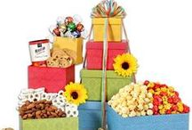 Mother's Day / Baskets, baked goods, and other gifts that are perfect for showing your appreciation to Mom.  / by Gourmet Gift Baskets.com