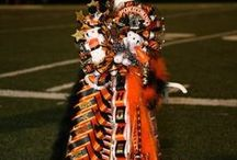 Big 'ol Texas Homecoming Mums, y'all! / by Heather Seale