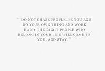 Words  / by Lauren Grace Vivian